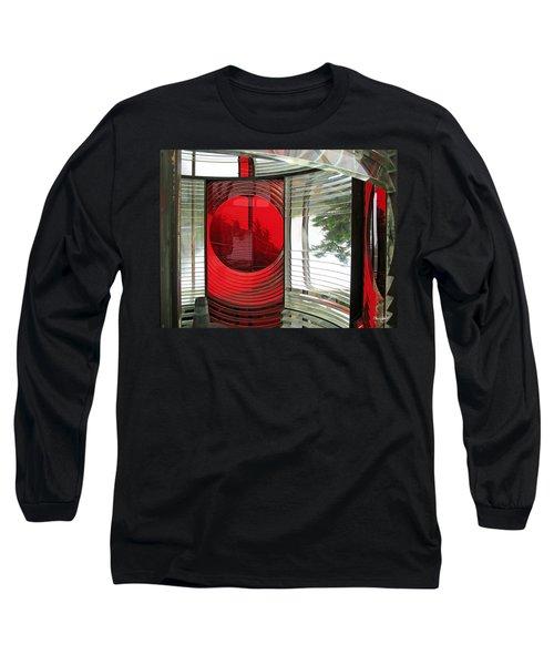 Cape Meares Light Long Sleeve T-Shirt