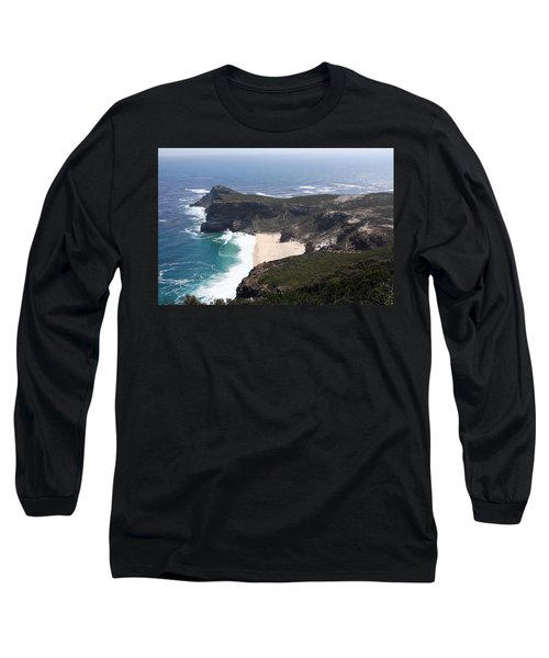 Cape Of Good Hope Coastline - South Africa Long Sleeve T-Shirt