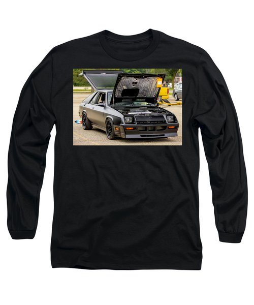 Car Show 051 Long Sleeve T-Shirt