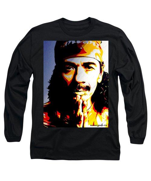 Carlos Santana. Long Sleeve T-Shirt