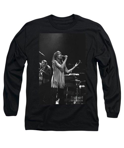Carly Simon Long Sleeve T-Shirt