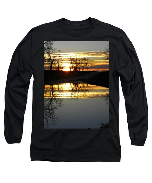 Carolina Sunrise Long Sleeve T-Shirt