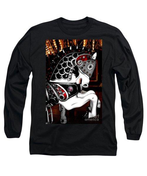 Carousel War Horse Long Sleeve T-Shirt