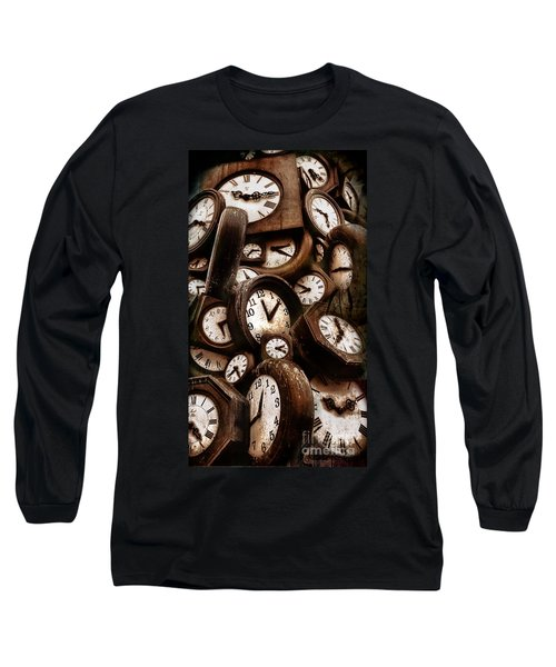 Carpe Diem - Time For Everyone Long Sleeve T-Shirt