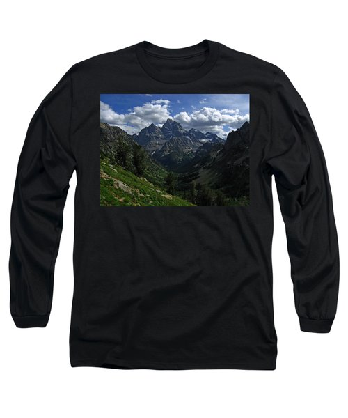 Cascade Canyon North Fork Long Sleeve T-Shirt