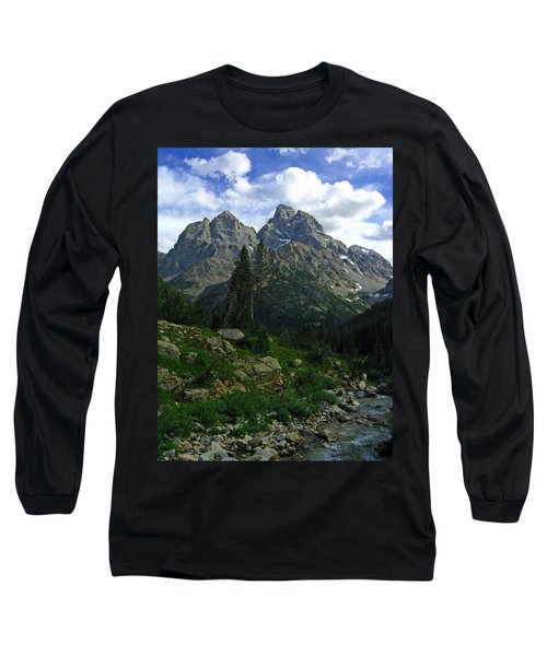 Cascade Creek The Grand Mount Owen Long Sleeve T-Shirt