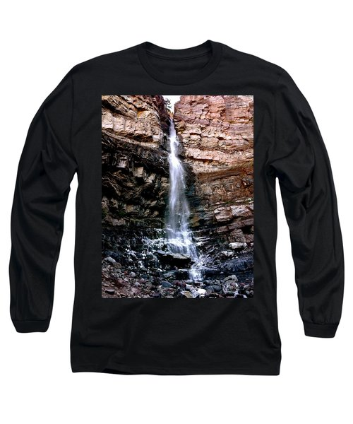 Cascade Falls Long Sleeve T-Shirt