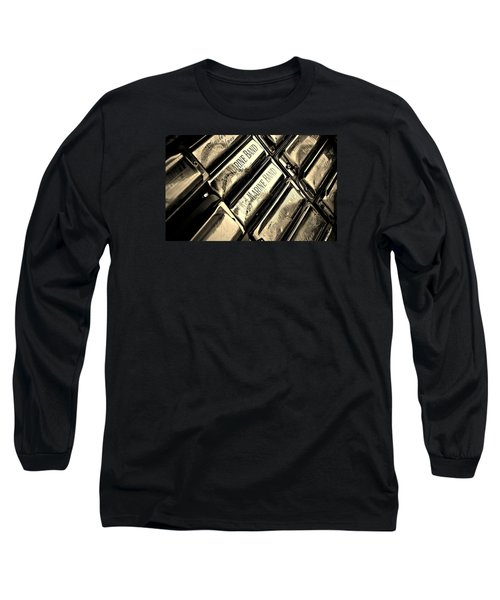 Case Of Harmonicas  Long Sleeve T-Shirt by Chris Berry