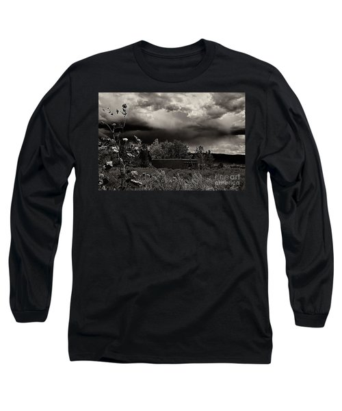 Casita In A Storm Long Sleeve T-Shirt