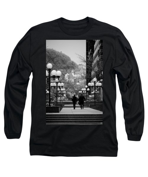Castle On A Hill Long Sleeve T-Shirt