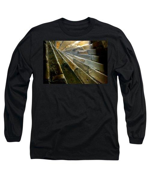 Castle Steps Long Sleeve T-Shirt