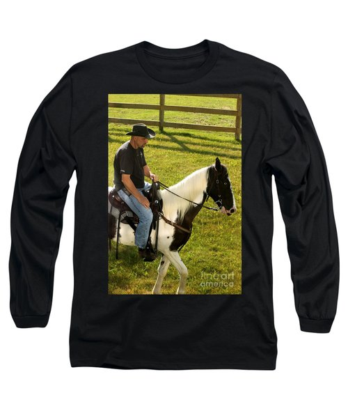 Casual Ride Long Sleeve T-Shirt