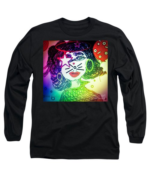 Cat Birthday Long Sleeve T-Shirt