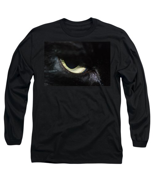 Cat Eye Long Sleeve T-Shirt