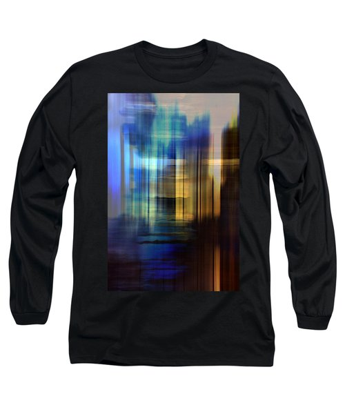 Cathedral 2 Long Sleeve T-Shirt by Terence Morrissey