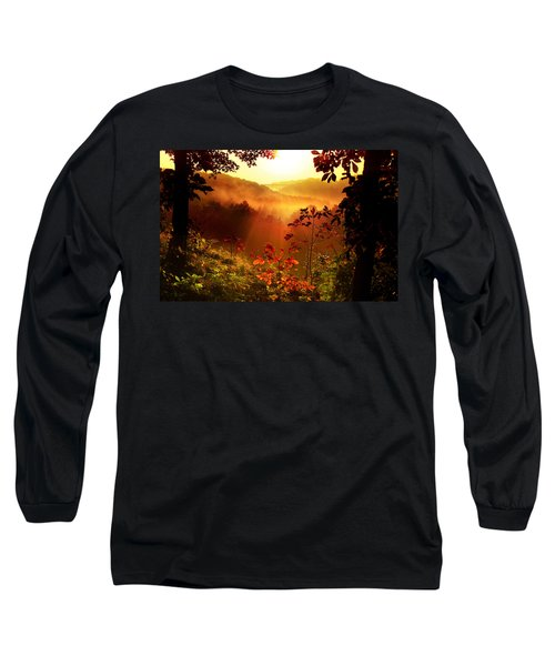 Cathedral Of Light Long Sleeve T-Shirt