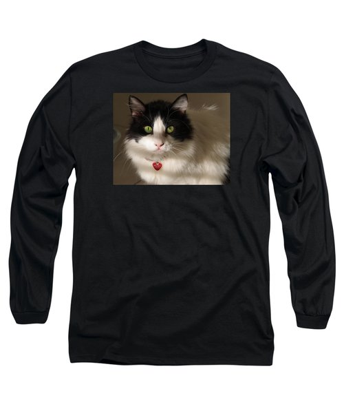 Cat's Eye Long Sleeve T-Shirt