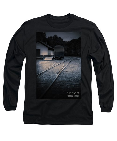 Caught In The Open Long Sleeve T-Shirt
