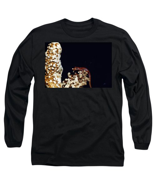 Cave Salamander Long Sleeve T-Shirt