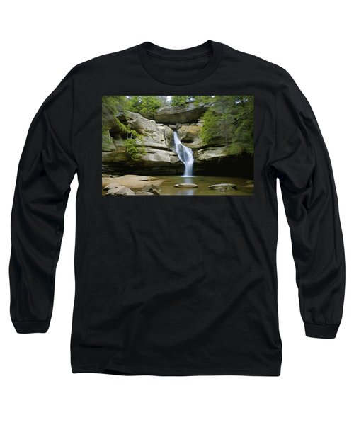 Cedar Falls Long Sleeve T-Shirt