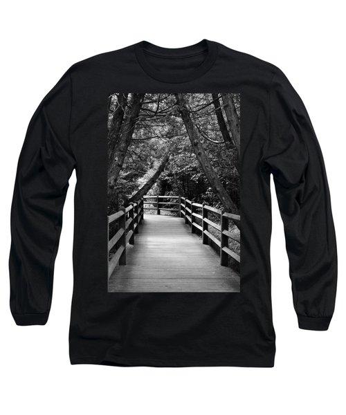 Cedar Pathway Long Sleeve T-Shirt