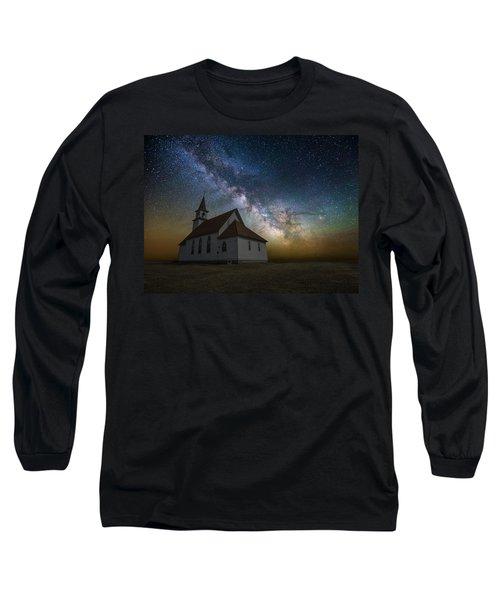 Celestial Long Sleeve T-Shirt