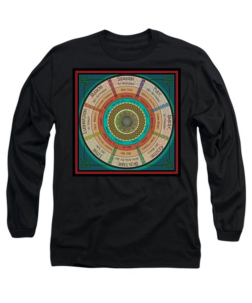 Celtic Festivals Long Sleeve T-Shirt