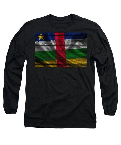 Central Africa Long Sleeve T-Shirt