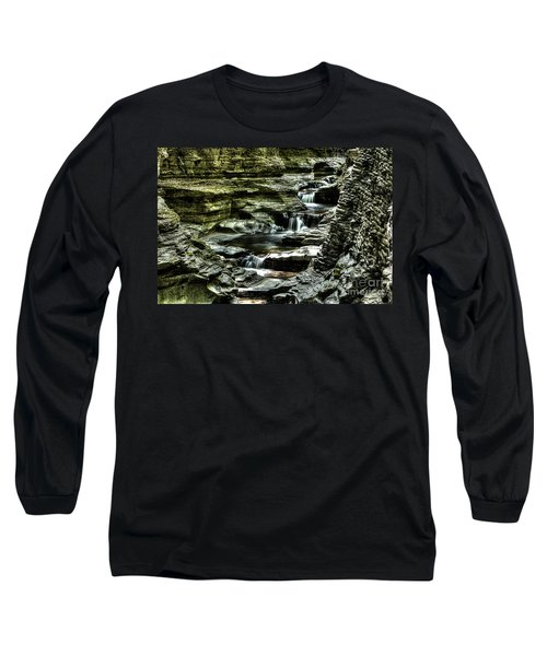 Central Cascade Watkins Glen Long Sleeve T-Shirt