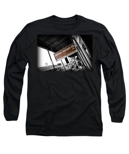 Central Grocery Long Sleeve T-Shirt