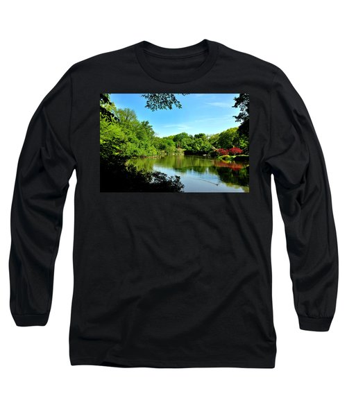 Central Park No. 2 Long Sleeve T-Shirt
