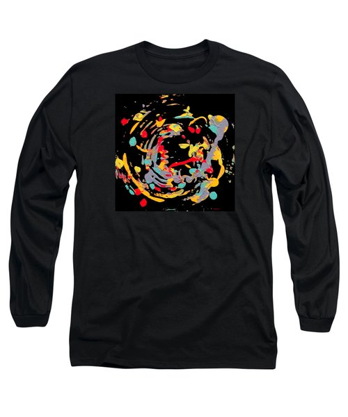 Centre Ring Long Sleeve T-Shirt