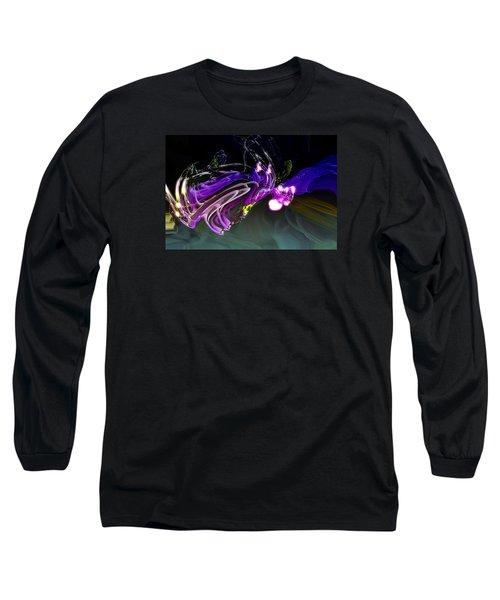 Cerebral Backlash Long Sleeve T-Shirt