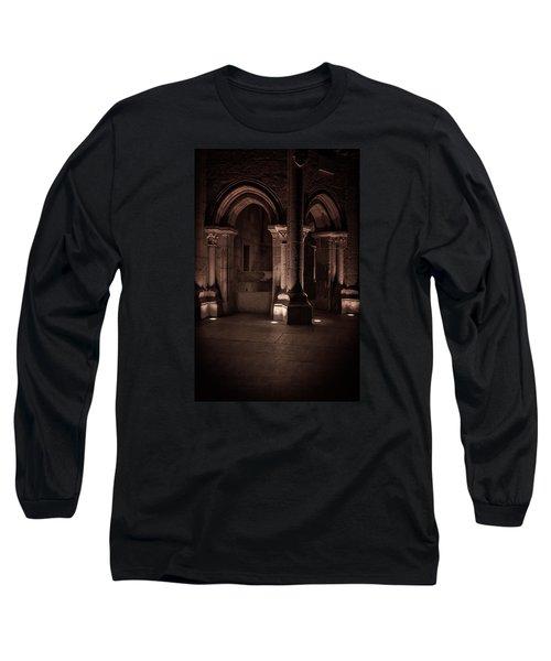 Long Sleeve T-Shirt featuring the photograph Chafariz Dos Canos by Edgar Laureano