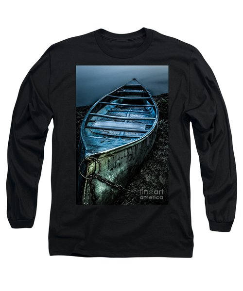 Chained At The Waters Edge Long Sleeve T-Shirt