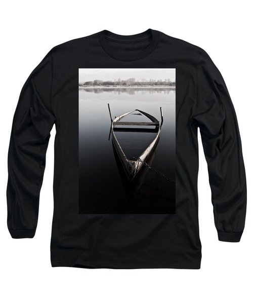 Chained In Time Long Sleeve T-Shirt