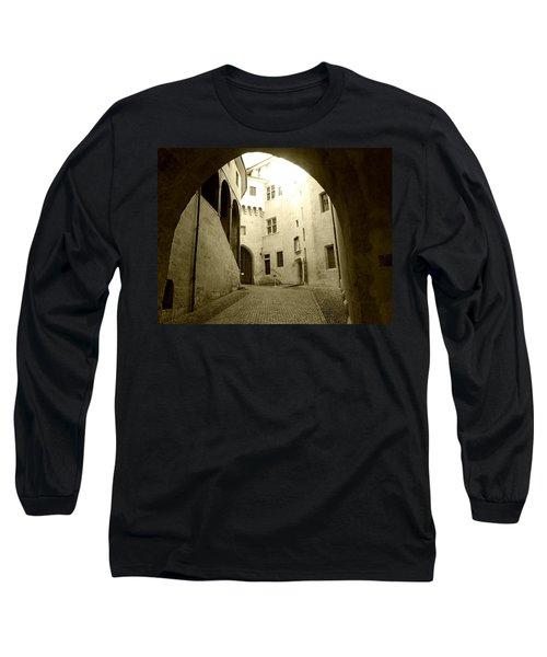 Chambery France Gate Long Sleeve T-Shirt
