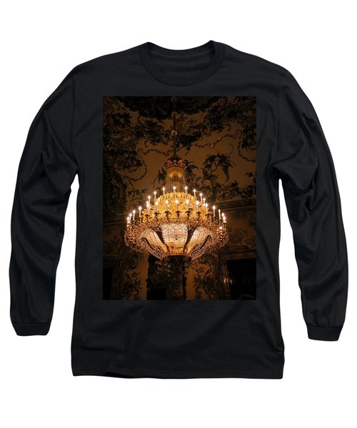 Chandelier Palacio Real Long Sleeve T-Shirt