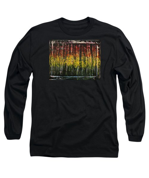 Change Is Good Long Sleeve T-Shirt by Michael Cross