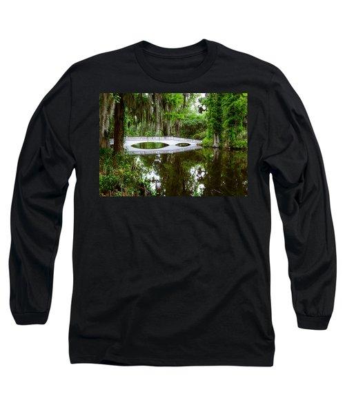 Charleston Sc Bridge Long Sleeve T-Shirt