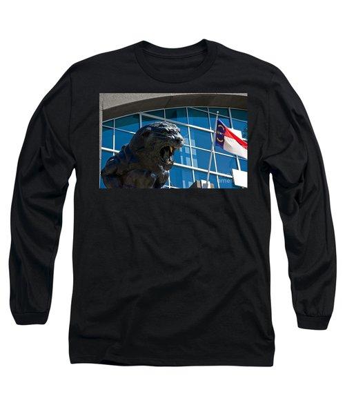Carolina Panthers Long Sleeve T-Shirt