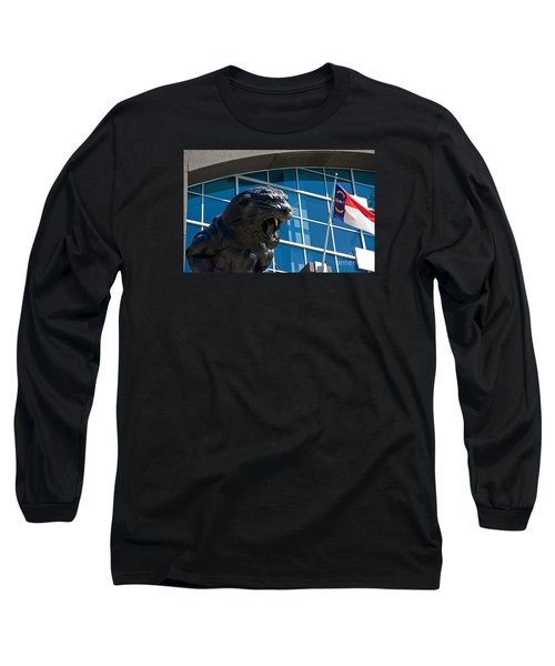 Carolina Panthers Long Sleeve T-Shirt