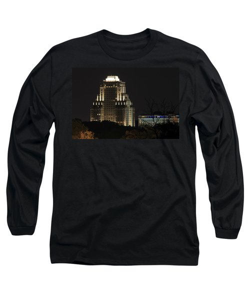 Chase Park Plaza From Art Hill Long Sleeve T-Shirt
