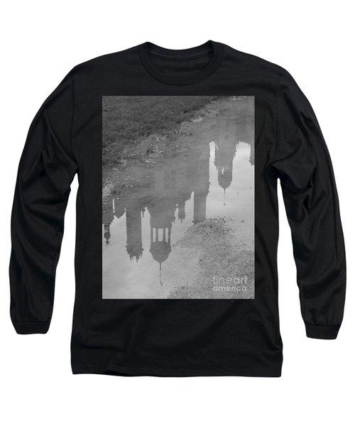 Chateau Chambord Reflection Long Sleeve T-Shirt