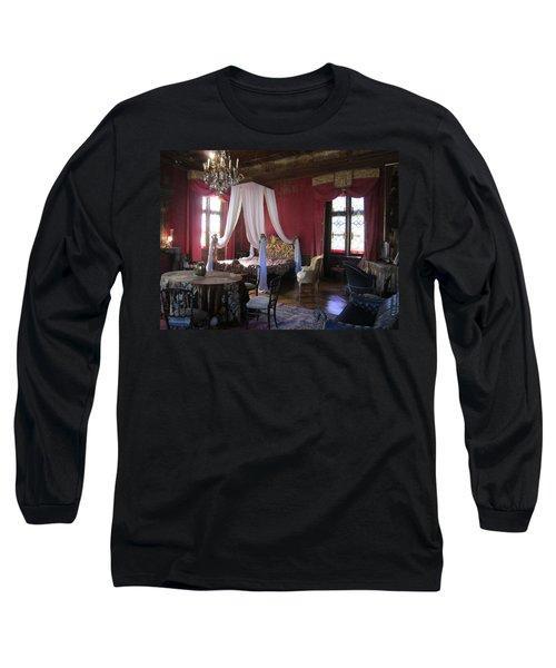 Chateau De Cormatin Long Sleeve T-Shirt