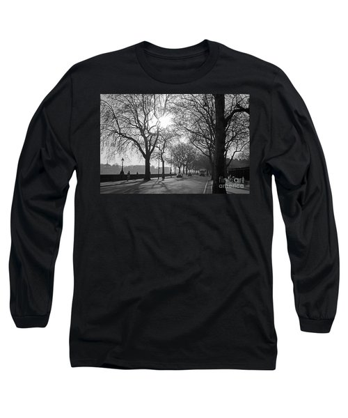 Chelsea Embankment London 2 Uk Long Sleeve T-Shirt