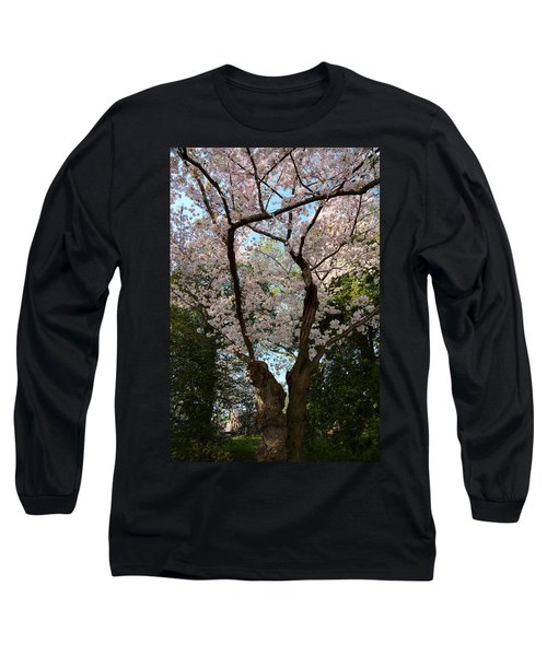 Cherry Blossoms 2013 - 056 Long Sleeve T-Shirt