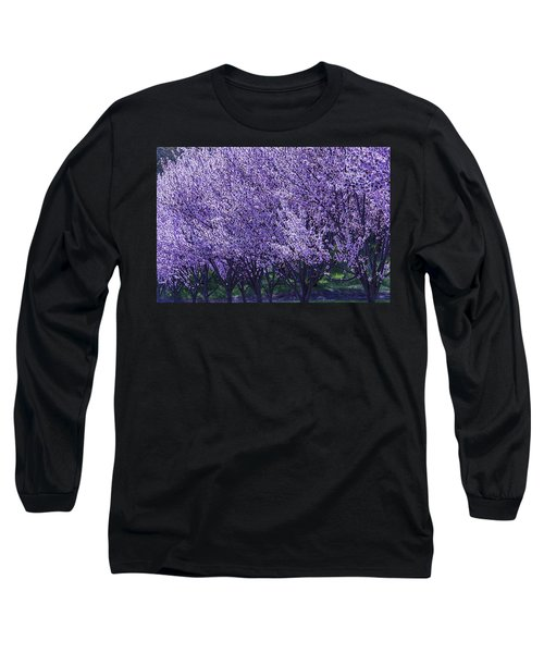 Cherry's In Bloom Long Sleeve T-Shirt
