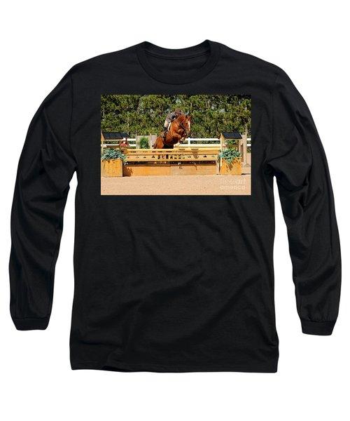 Chestnut Hunter Long Sleeve T-Shirt