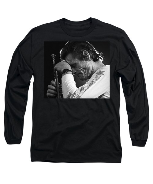 Chet Baker 1 Long Sleeve T-Shirt